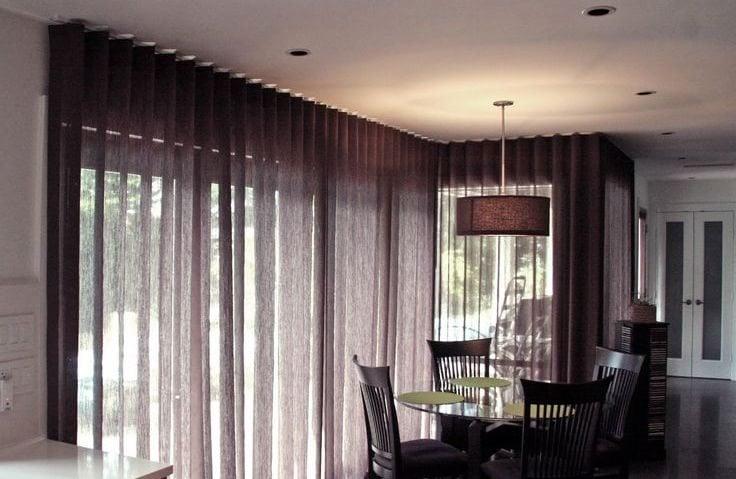 S-fold Curtains