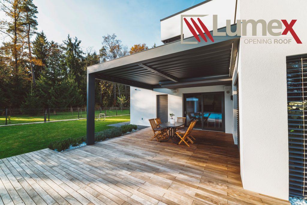 LUMEX Opening Roof -