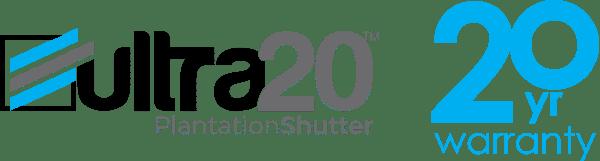 Ultra20 Plantation Shutters -