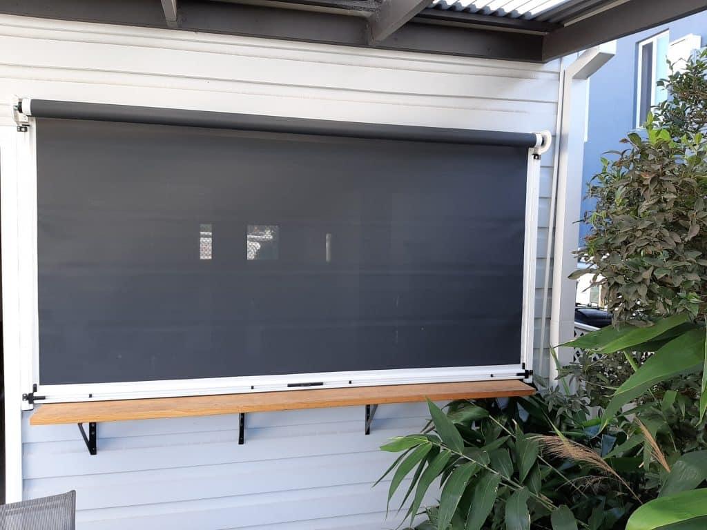 Alfresco Window Ziptrak Blind 2